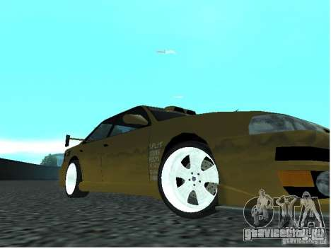 Deluxo Wheels Mod для GTA San Andreas восьмой скриншот
