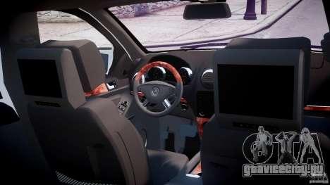 Mercedes-Benz GL450 для GTA 4