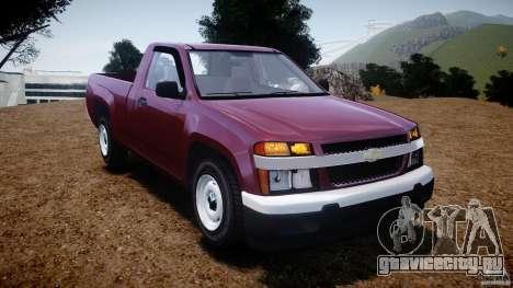 Chevrolet Colorado 2005 для GTA 4