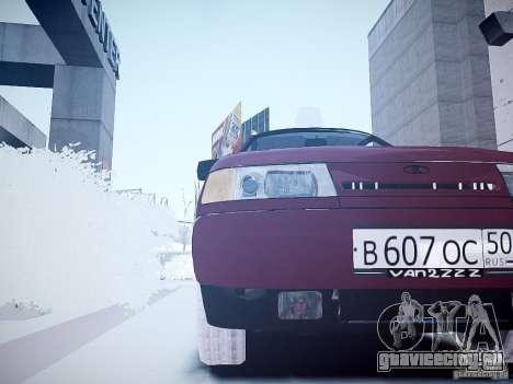 ВАЗ 21103 V2.0 для GTA 4