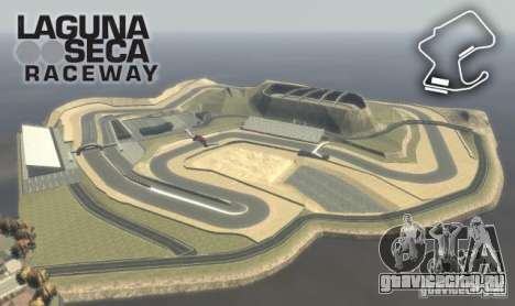 Laguna Seca [Final] [HD] для GTA 4
