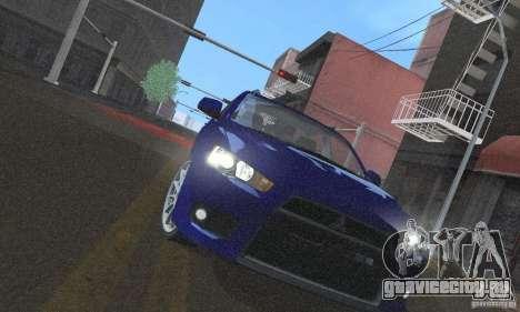 ENBSeries by dyu6 Low Edition для GTA San Andreas одинадцатый скриншот