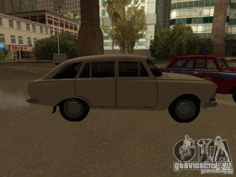 ИЖ 2125-408 для GTA San Andreas вид слева