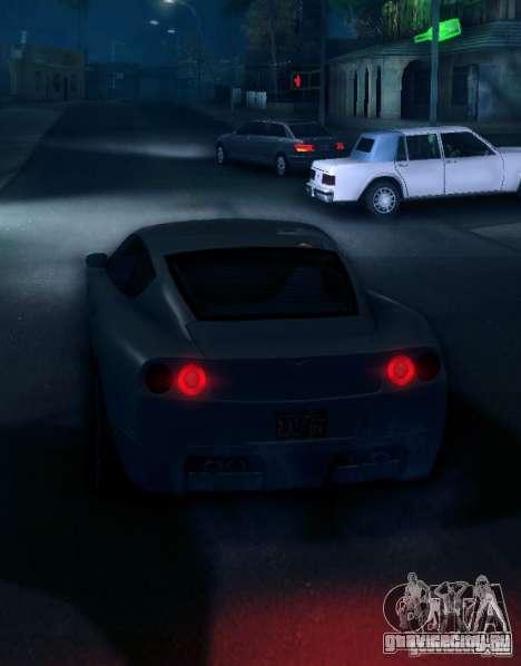 IVLM 2.0 TEST №5 для GTA San Andreas