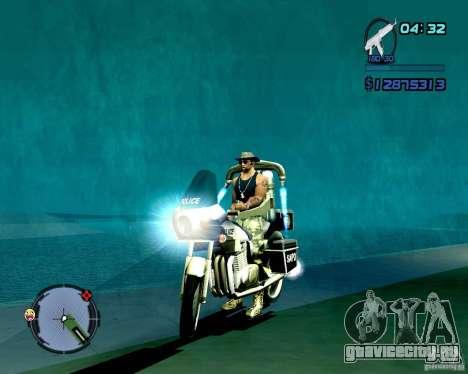 Not ENB для GTA San Andreas восьмой скриншот
