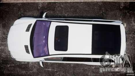 Mercedes-Benz GL450 для GTA 4 вид справа