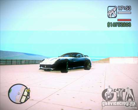ENBSeries by Jack Nord для GTA San Andreas второй скриншот