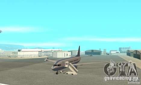 Airport Vehicle для GTA San Andreas десятый скриншот