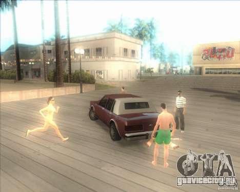 Мои настройки ENBSeries HD для GTA San Andreas второй скриншот