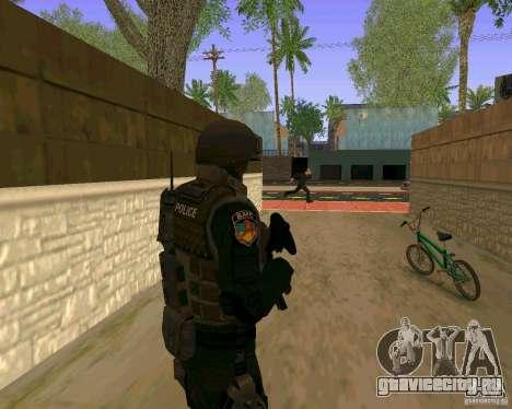 Скин Украинского Спецназа для GTA San Andreas