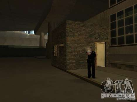 The Los Angeles Police Department для GTA San Andreas четвёртый скриншот