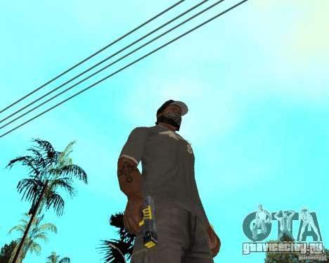 Taser для GTA San Andreas третий скриншот