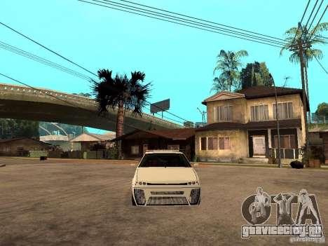 VAZ 2108 Devil V.2 для GTA San Andreas вид справа