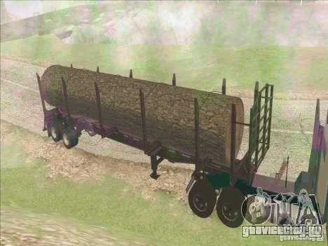 Прицеп к Peterbilt 379 для GTA San Andreas