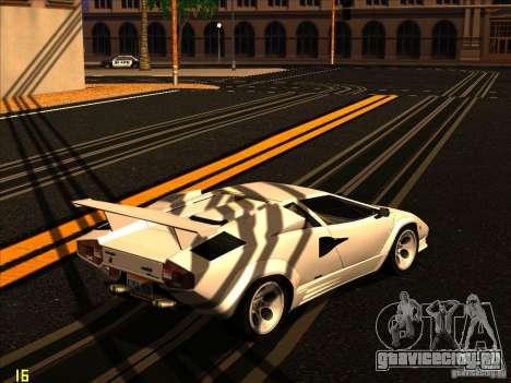 ENBSeries v2.0 для GTA San Andreas третий скриншот