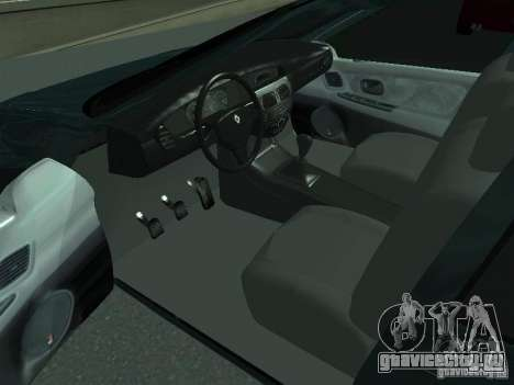 Renault Megane I для GTA San Andreas вид сзади слева