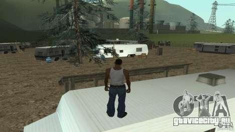 Реалистичная пасека v1.0 для GTA San Andreas девятый скриншот