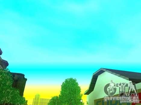 Новый Color Mod для GTA San Andreas девятый скриншот