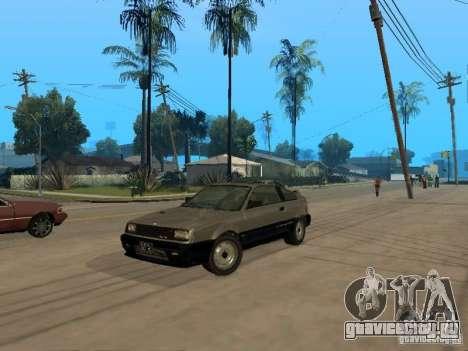 Blista From GTA IV для GTA San Andreas
