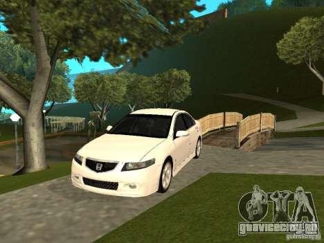 Honda Accord Type S 2003 для GTA San Andreas