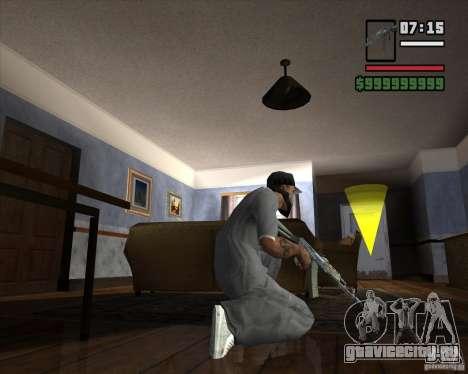 AKM HD для GTA San Andreas третий скриншот