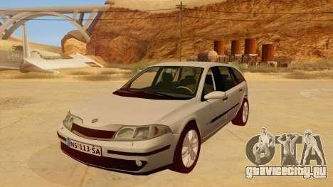 Renault Laguna II для GTA San Andreas вид слева