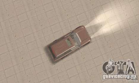 Range Rover Vogue 2004 для GTA San Andreas
