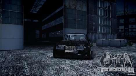 ВАЗ 2105 Drift для GTA 4 вид сзади