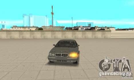 Универсальные поворотники для GTA San Andreas второй скриншот