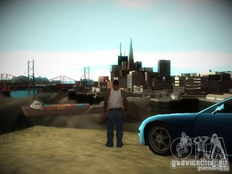 ENBSeries for medium PC для GTA San Andreas