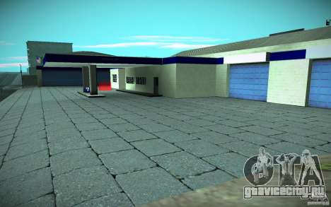 HD Garage in Doherty для GTA San Andreas третий скриншот