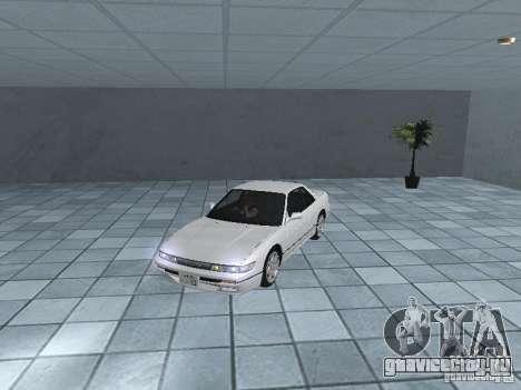 Nissan Silvia PS13 для GTA San Andreas вид слева