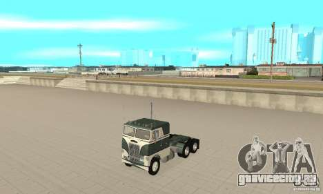 White Freightlinner 1966 для GTA San Andreas