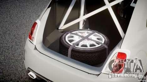 Fiat 500 Abarth для GTA 4 двигатель