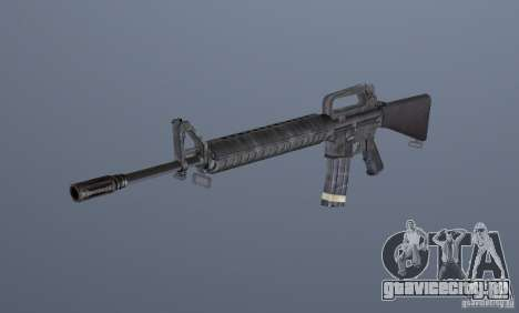 Grims weapon pack3 для GTA San Andreas восьмой скриншот
