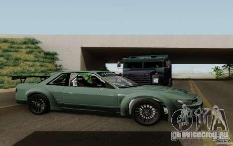 Nissan S13 Ben Sopra для GTA San Andreas вид справа