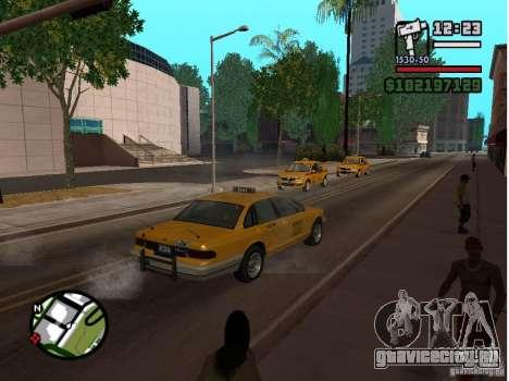 Project Oblivion 2007 для GTA San Andreas третий скриншот