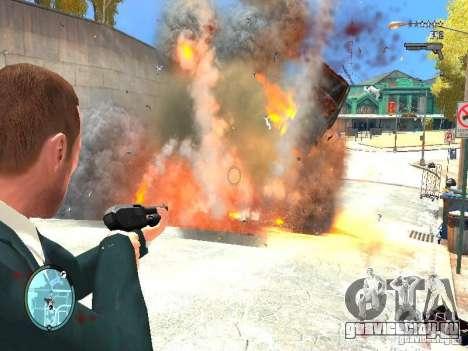 Real Explosions v2 FINAL для GTA 4 второй скриншот