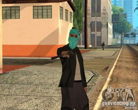Beta Peds для GTA San Andreas шестой скриншот