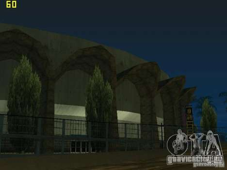 GTA SA IV Los Santos Re-Textured Ciy для GTA San Andreas