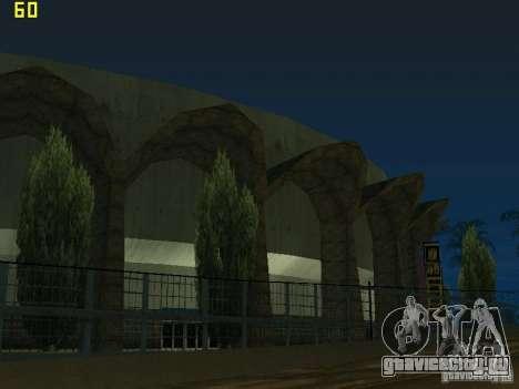 GTA SA IV Los Santos Re-Textured Ciy для GTA San Andreas третий скриншот