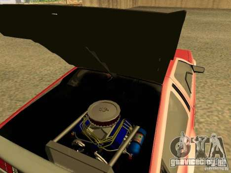 DeLorean DMC-12 V8 для GTA San Andreas вид слева