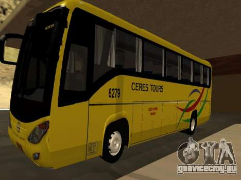Yanson Viking - CERES TOURS 6279 для GTA San Andreas вид справа