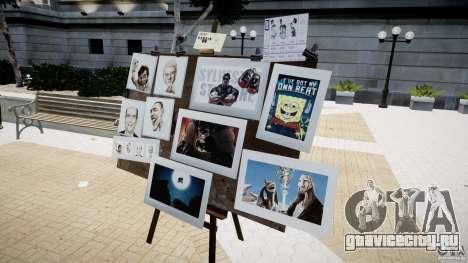 New Paint Artist для GTA 4 четвёртый скриншот