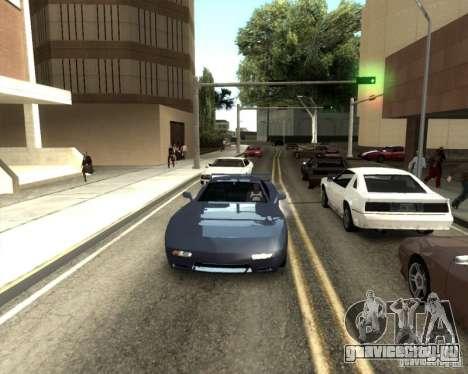 ENBSeries by Sashka911 v3 для GTA San Andreas третий скриншот