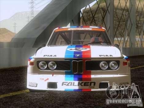 BMW CSL GR4 для GTA San Andreas вид справа