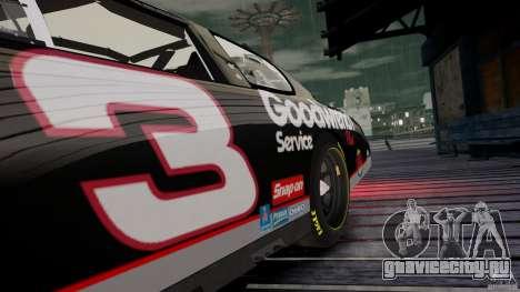 Chevy Monte Carlo SS FINAL для GTA 4 вид изнутри