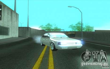 АЗЛК 2141 Tuning для GTA San Andreas вид сзади слева