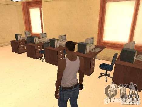 Вход в больницу Лос Сантоса для GTA San Andreas восьмой скриншот