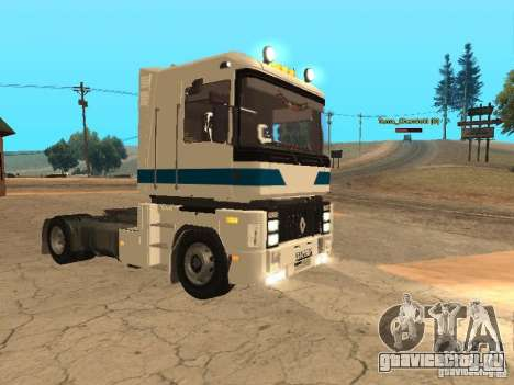 Renault Magnum Sommer Container для GTA San Andreas